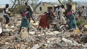Moçambique,Catástrofes,Fome,Blog do Mesquita