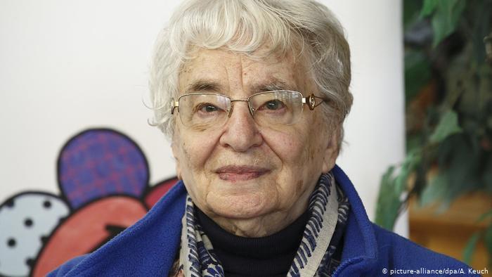 Nazismo,Ruth Weiss,Literatura,Blog do Mesquita