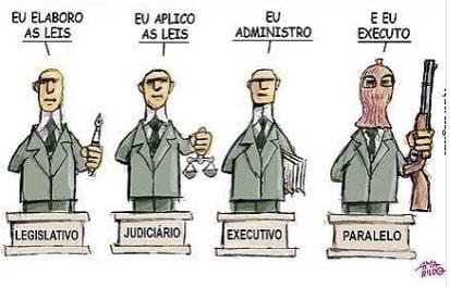Três Poderes,Brasil,Humor