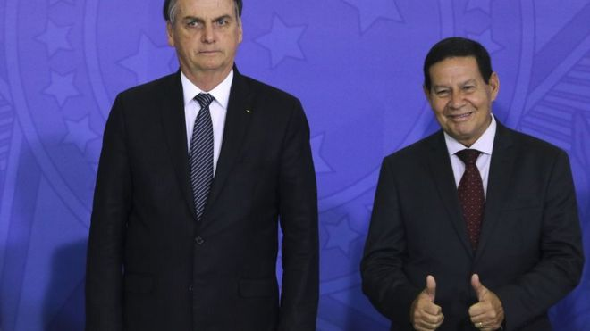 Bolsonaro,Mourão,Blog do Mesquita,China
