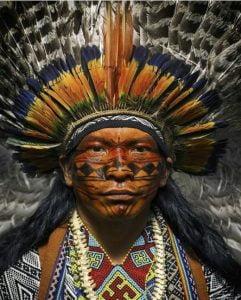 Guerreiro,Fotografia,Brasil,Indígenas,Blog do Mesquita,Etnia Huni Kuin Acre, Amazônia,Yanskimob