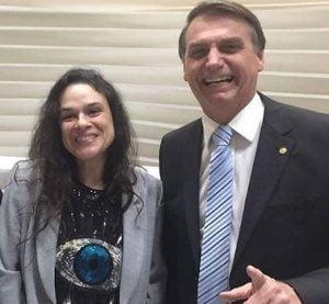 Janaína Paschoal,Bolsonaro,Blog do Mesquita