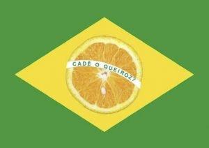 Laranja,Bandeira,Brasil,Queiroz,Blog do mesquita,Blog do Mesquita