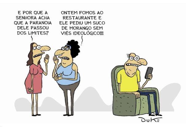 Suco de Morango,Brasil,Humor,Ideologia