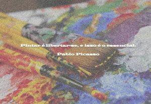 Artes Plásticas,Pinturas,Pincéis,Blog do Mesquita 06