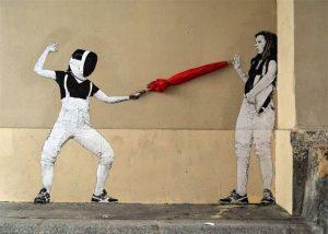 Artes Plásticas,Garfiti,Street Art,Blog do Mesquita,Levalet 02