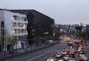 Arquitetura,Hannam-Dong Hands Corporation,Blog do Mesquita