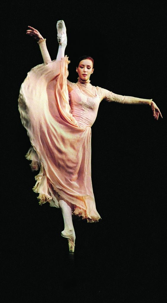 Arte,Ballet,Dasnça,SSylvie Guillem , MacMillans Winter Dreams. Royal Ballet, January 2003,Laurie Lewis., The Royal Ballet,Blog do Mesquita 02