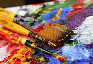 Artes Plásticas,Pinturas,Pincéis,Blog do Mesquita 00