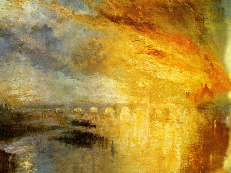 William Turner - Pinturas
