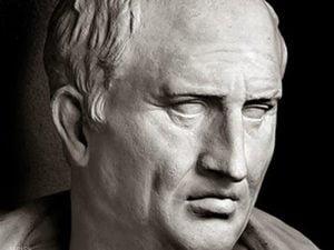 Marcus Tulio Cicero,Filosofia,Literatura,Blog do Mesquita
