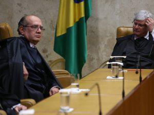 Rodrigo Janot,Gilmar Mendes,STF,Justiça,Brasil