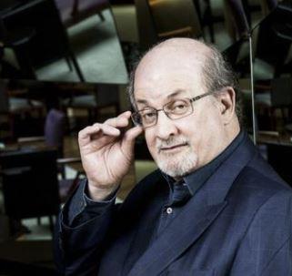 Salman Rushdie,Literatura,BlogdoMesquita