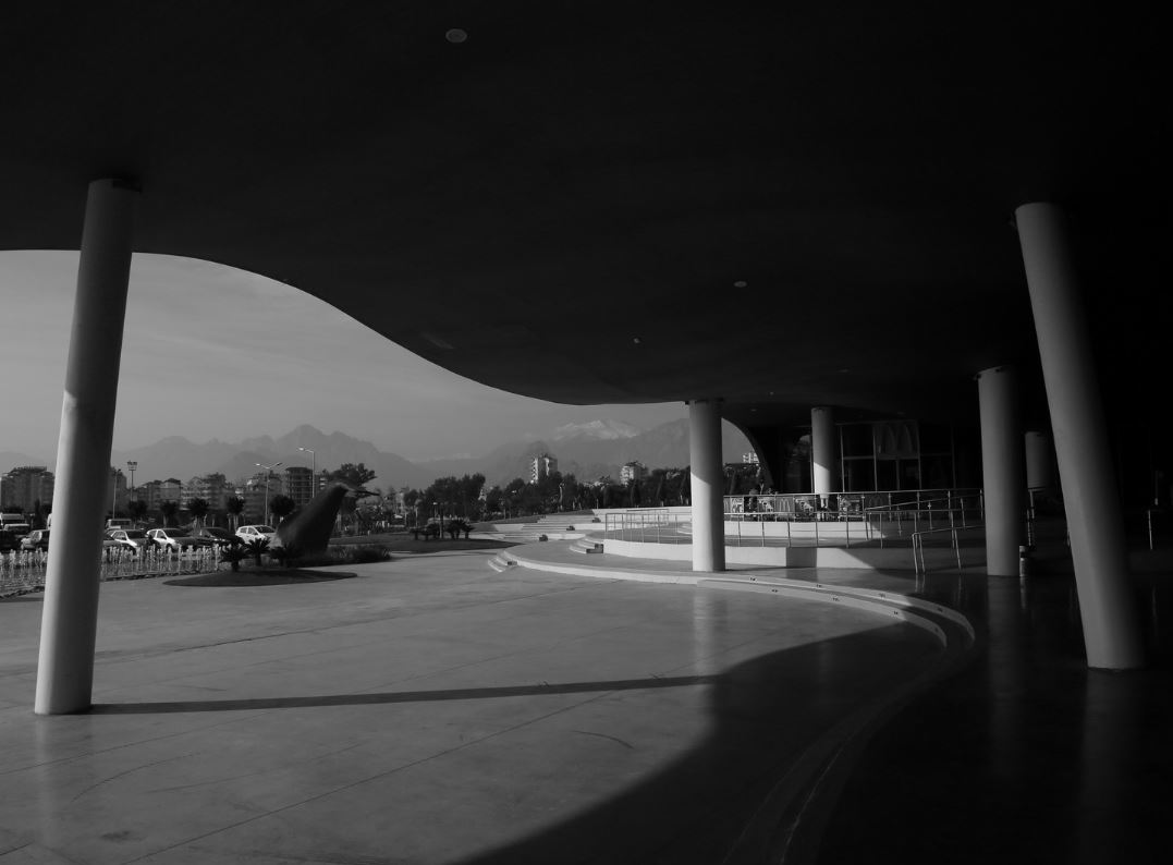 Arquitetura,Bahadir Kul Architects,Aquário,Antálya,TurquiaBlog do Mesquita 13