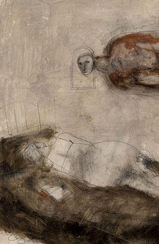 Artes Plásticas,Art,Pinturas,Paints,FineArt,CintemporaryAt,Pablo Auladell, Lo único que queda es el amor,2007,BlogdoMesquita